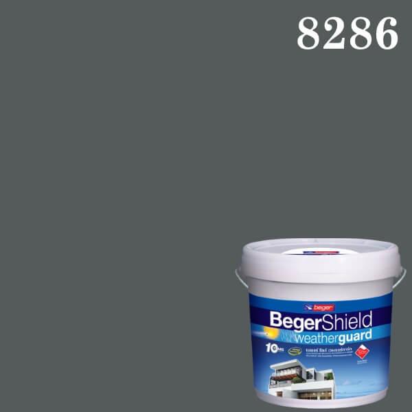 สีน้ำอะครีลิก #S-8286 เบเยอร์ชิลด์ Charcoal Shadow