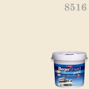 สีน้ำอะครีลิก S- 8516/LB เบเยอร์ชิลด์ Cottage White