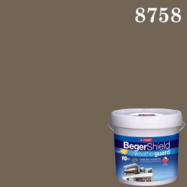สีน้ำอะครีลิก SSR #S-8758 เบเยอร์ชิลด์ Evening Shade