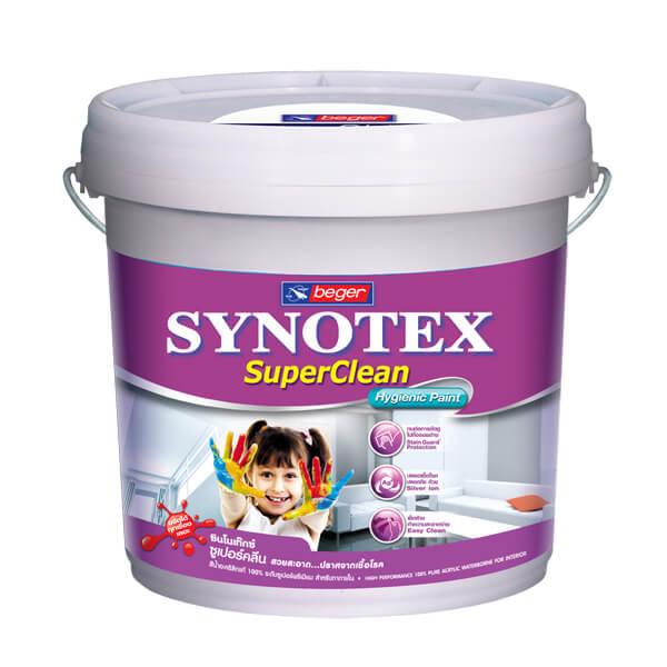 SYNOTEXSHIELD SUPER CLEAN SEMI-GLOSS