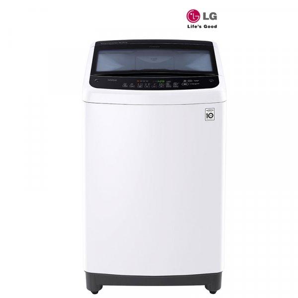 LG เครื่องซักผ้าฝาบน 1 ถัง 10.5 กก. T2350VS2W