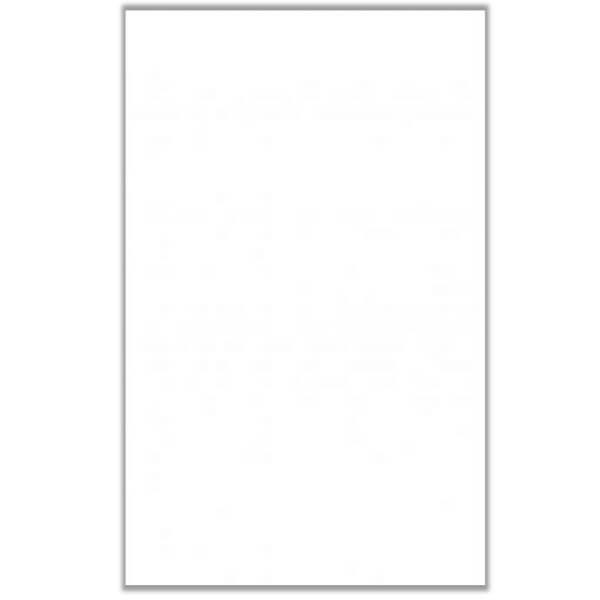 GLOSS WHITE กลอสไวท์ 10X16