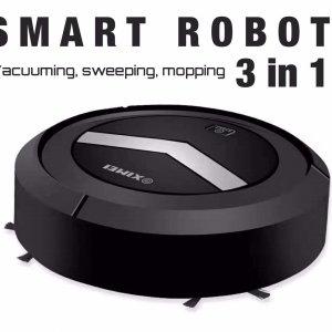 SMART ROBOT 3 in 1 เครื่องดูดฝุ่นอัตโนมัติ