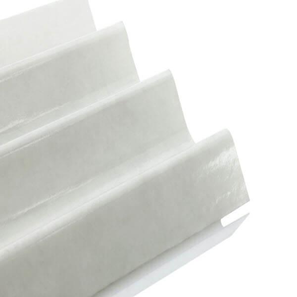 แผ่นโปร่งแสง เอสซีจี ลอนพรีม่า 55x65 ซม. สีขาวมุก