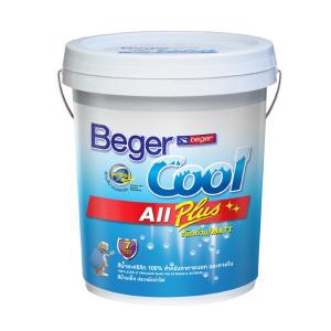 สีน้ำทาภายนอก Beger Cool all season 5 GL (143-5)