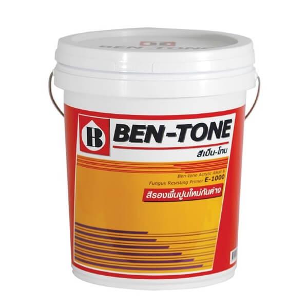 สีรองพื้นปูนใหม่ เบเยอร์ BenTone E-1000
