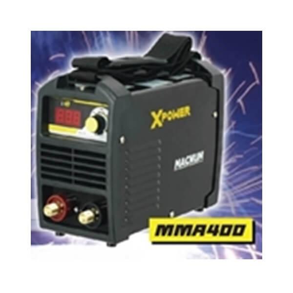 MACNUM ตู้เชื่อมระบบอินเวอร์เตอร์ รุ่นMMA400