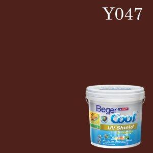 Beger Cool UV Shield Y047 Old Redwood