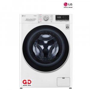 LG เครื่องซักผ้าความจุ 9 กก. ฝาหน้า รุ่นFV1409D4W.ABWPETH