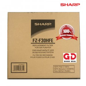 SHARP แผ่นกรองอากาศ HEPA ของแท้ รุ่น FZ-F30HFE