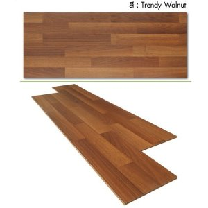 Laminate Trendy Walnut 8x198x1210มม. LPTW8