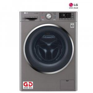 LG เครื่องซักผ้าฝาหน้า ระบบ True Steam™ รุ่นTWC1450H2E