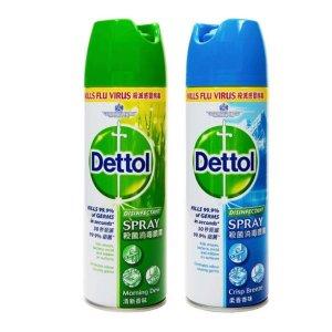 Dettol Spray สเปรย์ฆ่าเชื้อแบคทีเรีย 450 ml