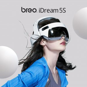 breo เครื่องนวดศีรษะเพื่อสุขภาพแบบพกพา รุ่น iDream 5s