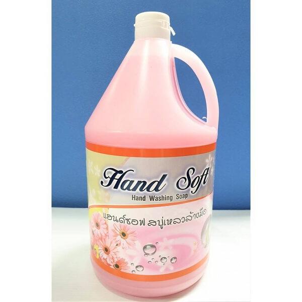 สบู่เหลวล้างมือ Hand Washing Soap 3.8ลิตร