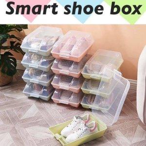 Smart shoe box กล่องช่วยจัดเก็บรองเท้า