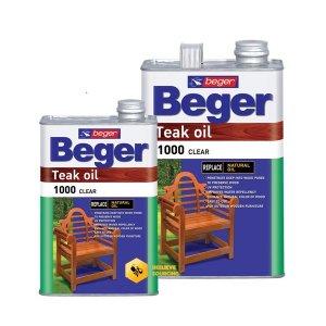 Beger Teak oil น้ำมันรักษาเนื้อไม้