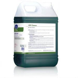 น้ำยาถูพื้น ประจำวัน สูตรฟองน้อย HDF Cleaner