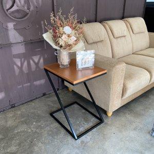 โต๊ะข้าง side table สไตล์ loft