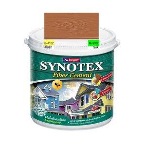 Synotex Fiber Cement Teak beger