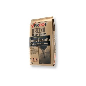 VPROOF 810 SELF SKIM ปูนเทปรับระดับ 25 กก.