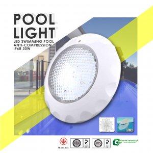 ไฟสระว่ายน้ำ Series ANTI-COMPRESSION