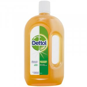 Dettol น้ำยาฆ่าเชื้อโรค 750 ml.