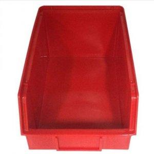 กล่องเครื่องมือ DIY ใส่อะไหล่ ใหญ่ 13 นิ้ว แดง