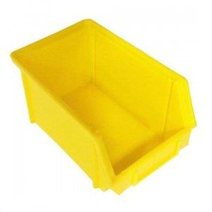 กล่องเครืองมือ DIY ใส่อะไหล่ เล็ก 6 นิ้ว เหลืองแดง