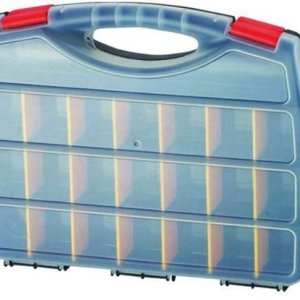 กล่องเครื่องมือ DIY HUALEI HL30122 สีใส