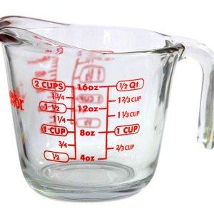 Anchor ถ้วยตวงแก้วขนาด16ออนซ์/500ml