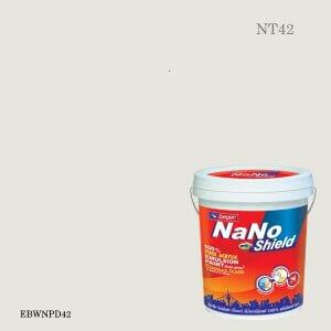 นาโนโปรชิลด์ สีน้ำอะครีลิก NT42 Overcast