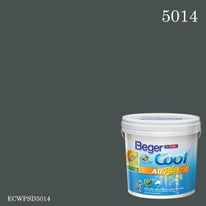 เบเยอร์คูล ออลพลัส สีน้ำอะครีลิกกึ่งเงา 5014 Great Grey