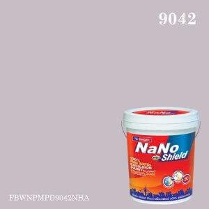 สีน้ำอะครีลิก NHA 9042 นาโนโปรชิลด์ Violet Sparkle