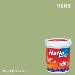 นาโนโปรชิลด์ สีน้ำอะครีลิก 9063 Green Tea