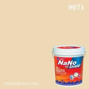 นาโนโปรชิลด์ สีน้ำอะครีลิก 9071 NHA Simple Tan