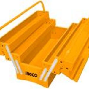 HTB02 กล่องเครื่องมือเหล็ก 3 ชั้น