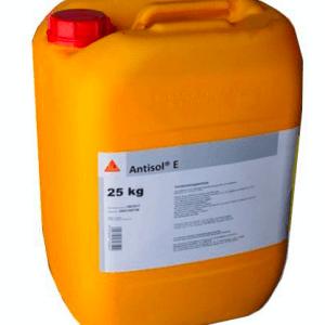 Sika Antisol E น้ำยาบ่มคอนกรีตชนิดสร้างฟิล์มเคลือบผิว 25 ลิตร