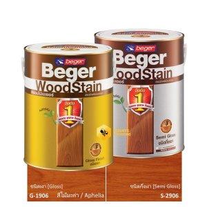 Beger WoodStain Aphelia สีย้อมไม้