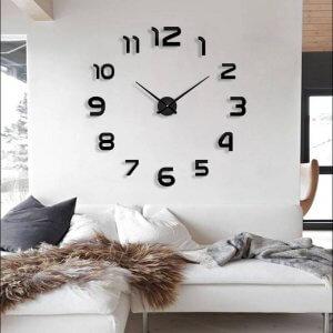 นาฬิกาติดผนัง รุ่น All ขนาดใหญ่ 100 cm.