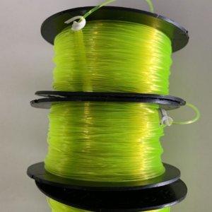 สายเอ็นสีเขียวสะท้อนแสง 80