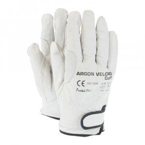 ถุงมือเชื่อมอาร์กอน ARGON VELGRO Cuff