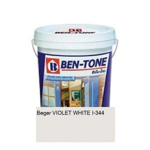 Beger Violet White เบนโทน I-344