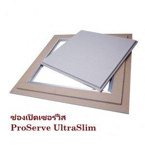 ช่องเซอร์วิส 9x600x600มม. Proserve UltraSlim