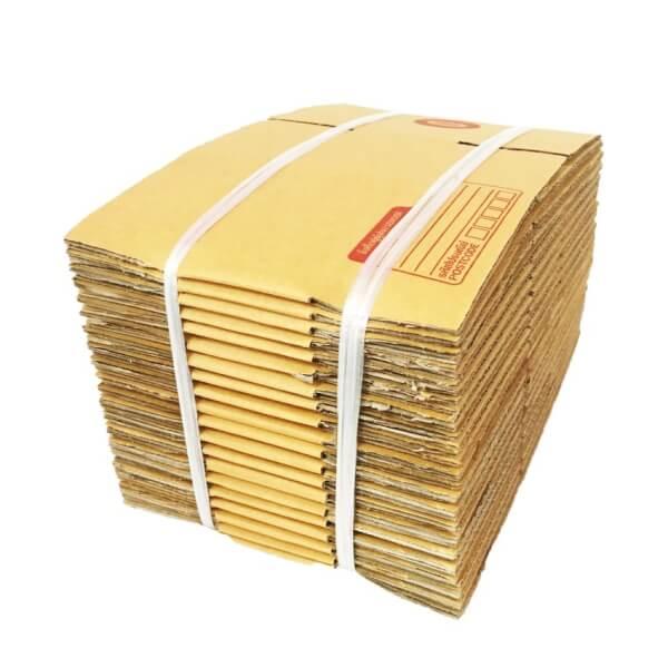 QuickerBox กล่องไปรษณีย์ ขนาด 2B (แพ๊ค 60 ใบ)