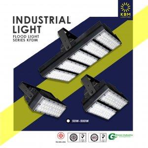 โคมไฟฟลัดไลท์ led Flood Light รุ่น KFD2MD by KBM LIGHTING
