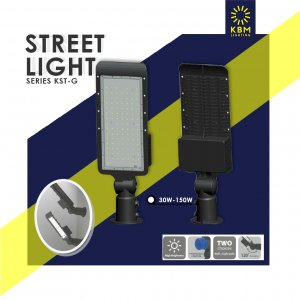 โคมไฟถนน led Street Light รุ่น KST-G by KBM LIGHTING