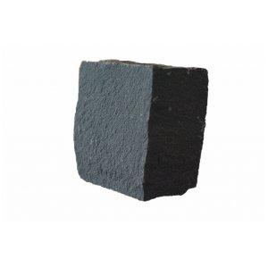 หินลูกเต๋าแบล็คบะซอลต์ | cobblestone black basalt