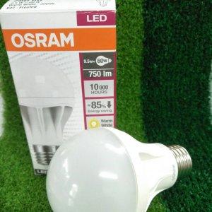 หลอดแอลอีดี STAR A60 9.5w~60w E27 Osram