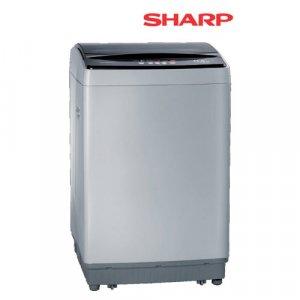 Sharp เครื่องซักผ้าฝาบนความจุ 11 กก. รุ่น ES-W119T-SL